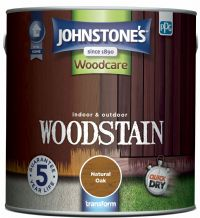 Johnstone's Interior / Exterior woodstain from